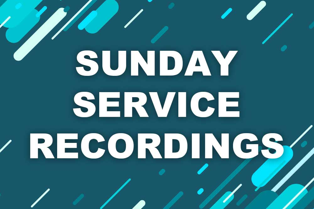 Sunday Service Recordings
